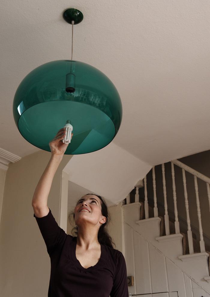Eclairage économe en énergie