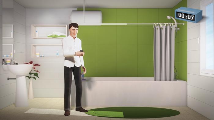 Sécurité électrique dans la salle de bains