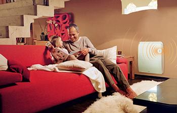 Locataire confort avec équipement électrique haute performance