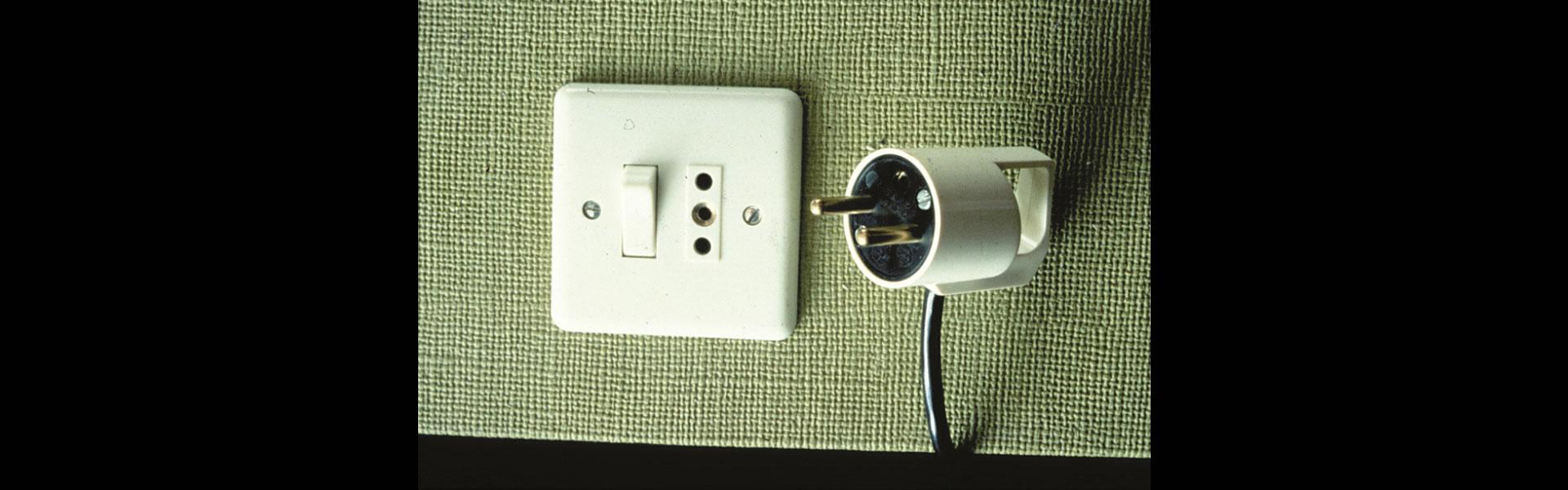 s curit lectrique comment reconna tre un mat riel v tuste. Black Bedroom Furniture Sets. Home Design Ideas