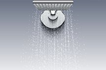 douche-pluie